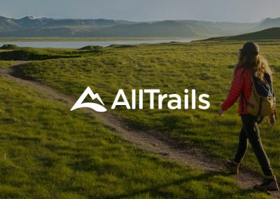 AllTrails – Find your next favorite trail