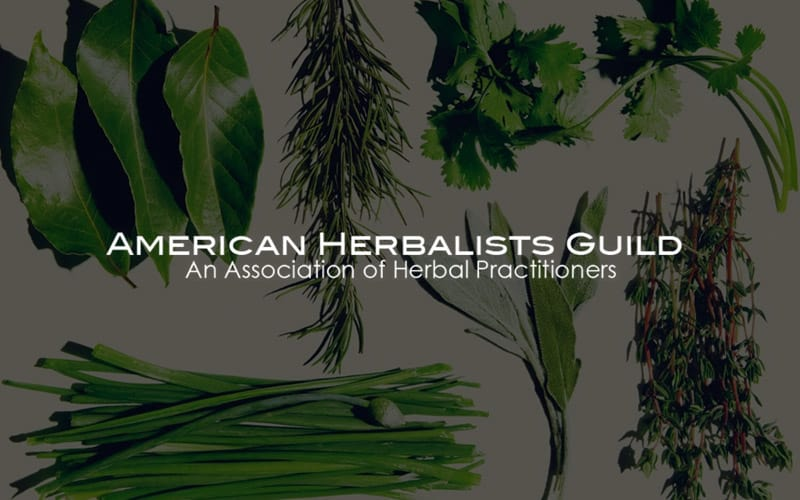 American Herbalist Guild – herbalists specializing in the medicinal use of plants