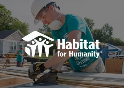 Habitat for Humanity – Help (Literally) Build Your Community