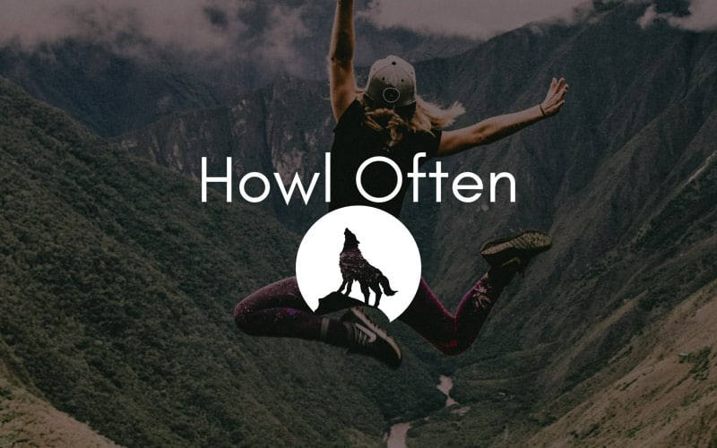 Howl Often – women getting out in nature for self-empowerment