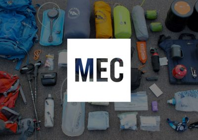 Mountain Equipment Co-operative – Online Gear Swap