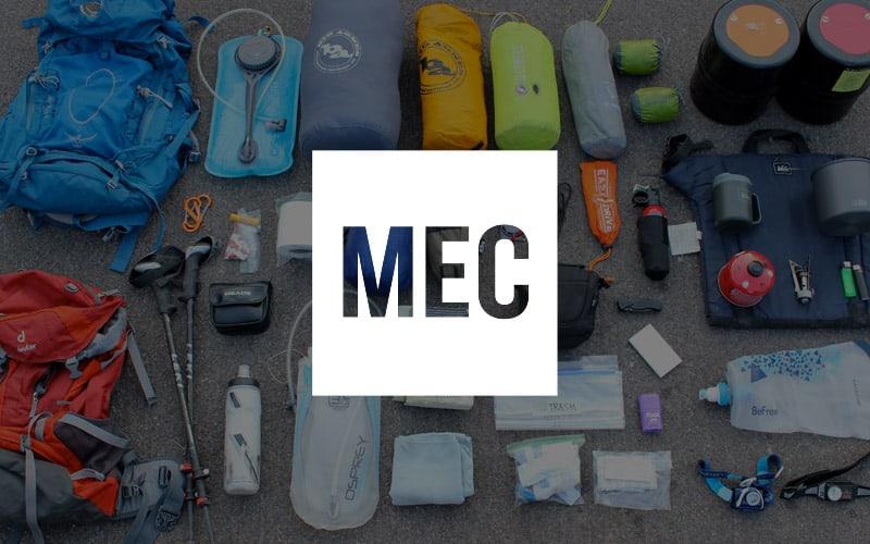 Mountain Equipment Co-operative – Online Gear Swap