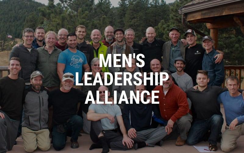 Men's Leadership Alliance – Men's Work