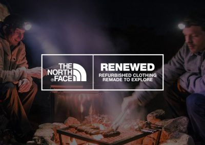The North Face Renewed – Refurbished Clothing Made to Explore