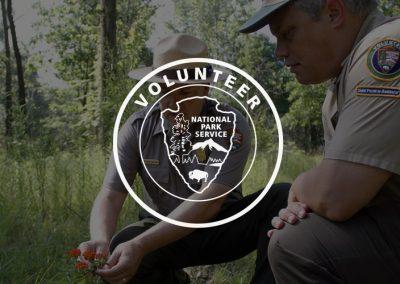 National Park Service – Volunteers-In-Parks program