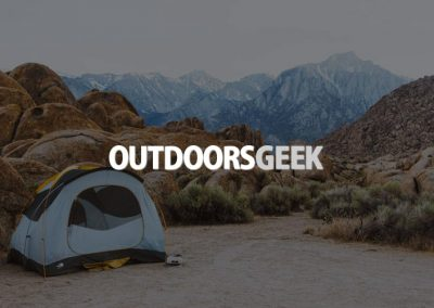 Outdoors Geek – Gently Used Camping Gear