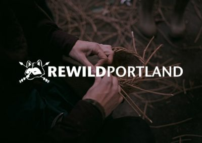 Rewild Portland – Earth-based arts, traditions, and technologies