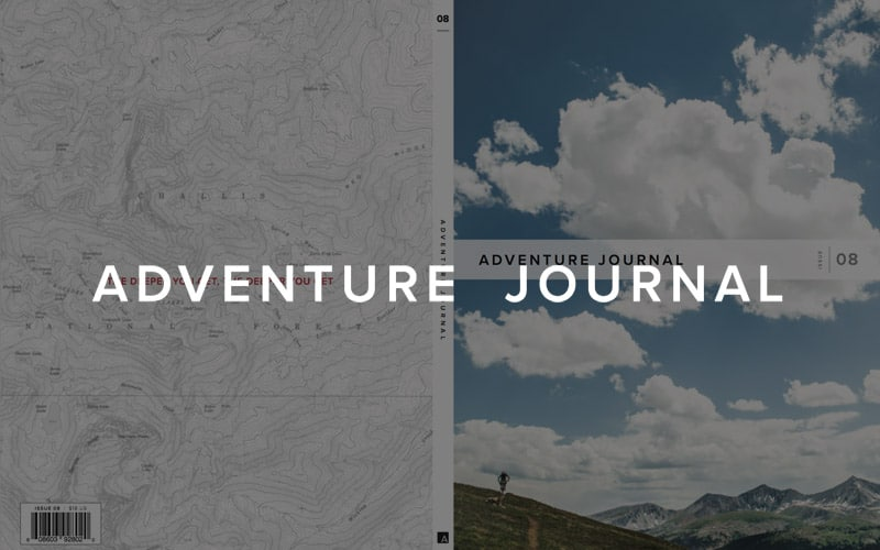 Adventure Journal – devoted to outdoor adventure